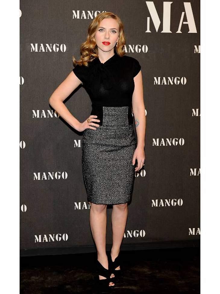 Der Model-Look gefiel vor allem ihrem Ex-Mann Ryan Reynolds.