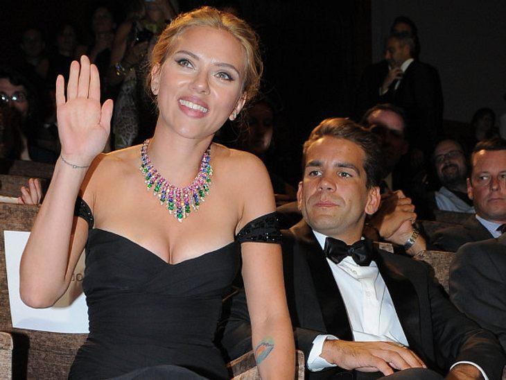 Scarlett Johansson und Romain Dauriac haben sich verlobt