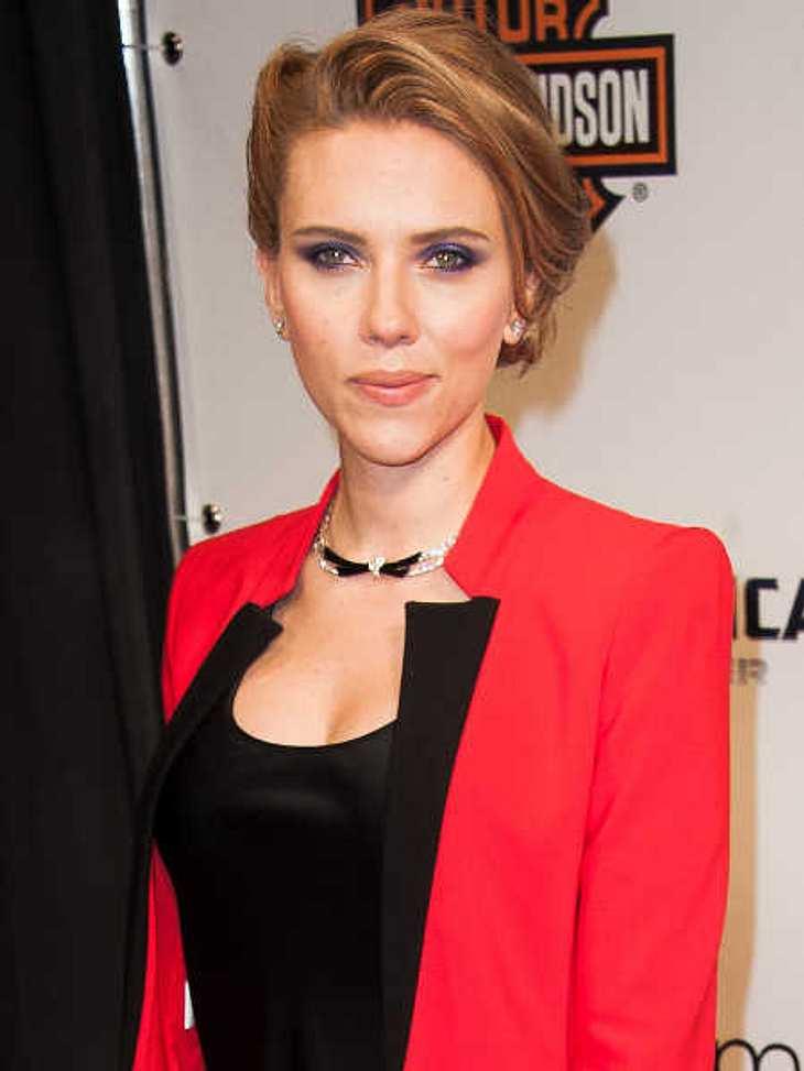 Scarlett Johansson: Geburt schon perfekt durchgeplant!