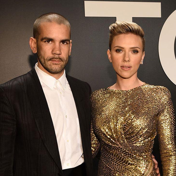 Scarlett Johansson hat sich getrennt