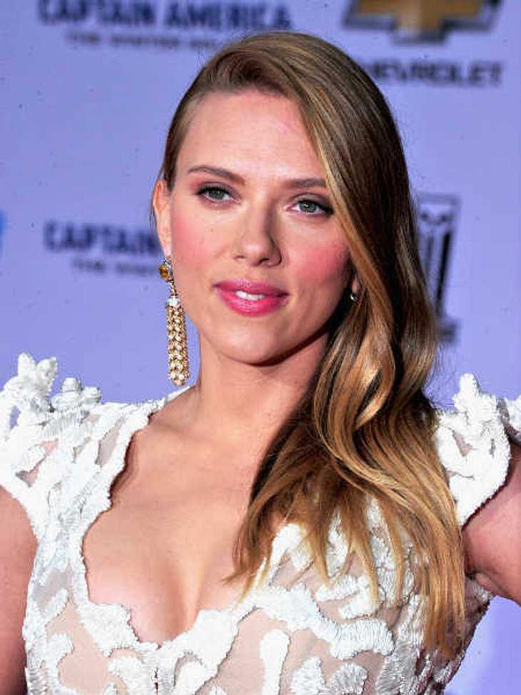 Scarlett Johansson traut sich!