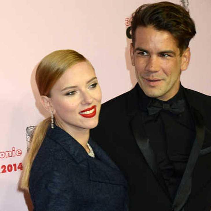 Scarlett Johansson: Fand die Hochzeit heimlich statt?