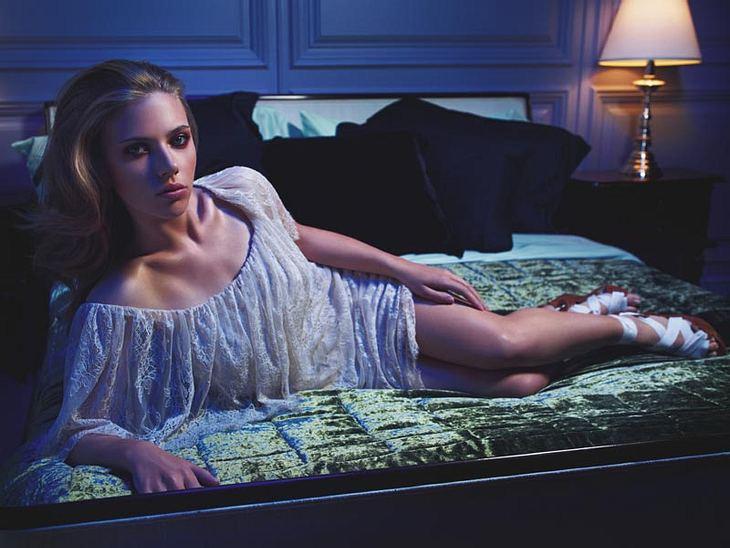 """undefined Scarlett Johansson: Der dritte Streich für """"Mango"""""""