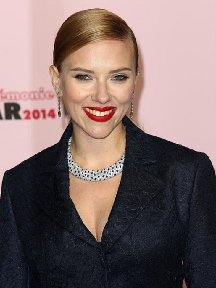 Scarlett Johansson ist schwanger