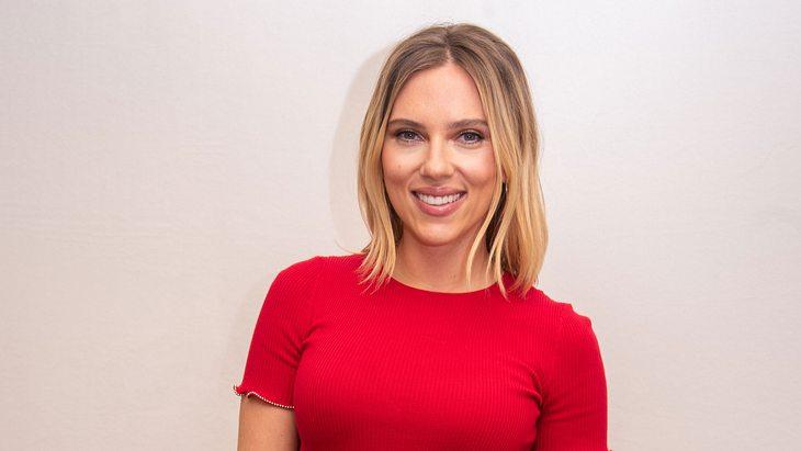 """Scarlett Johansson: Schlank mit der """"Iss dich satt""""-Garantie!"""
