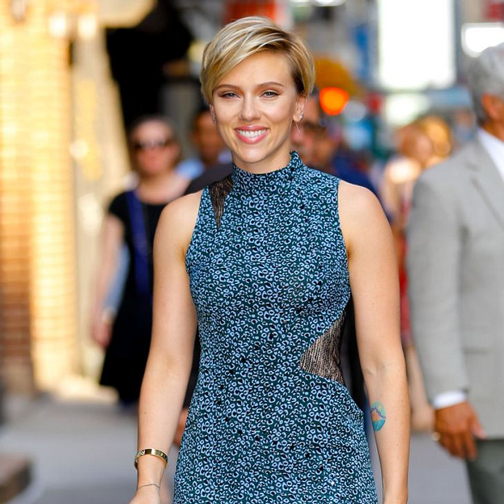 Scarlett Johansson: Verliebt in Promi-Koch?
