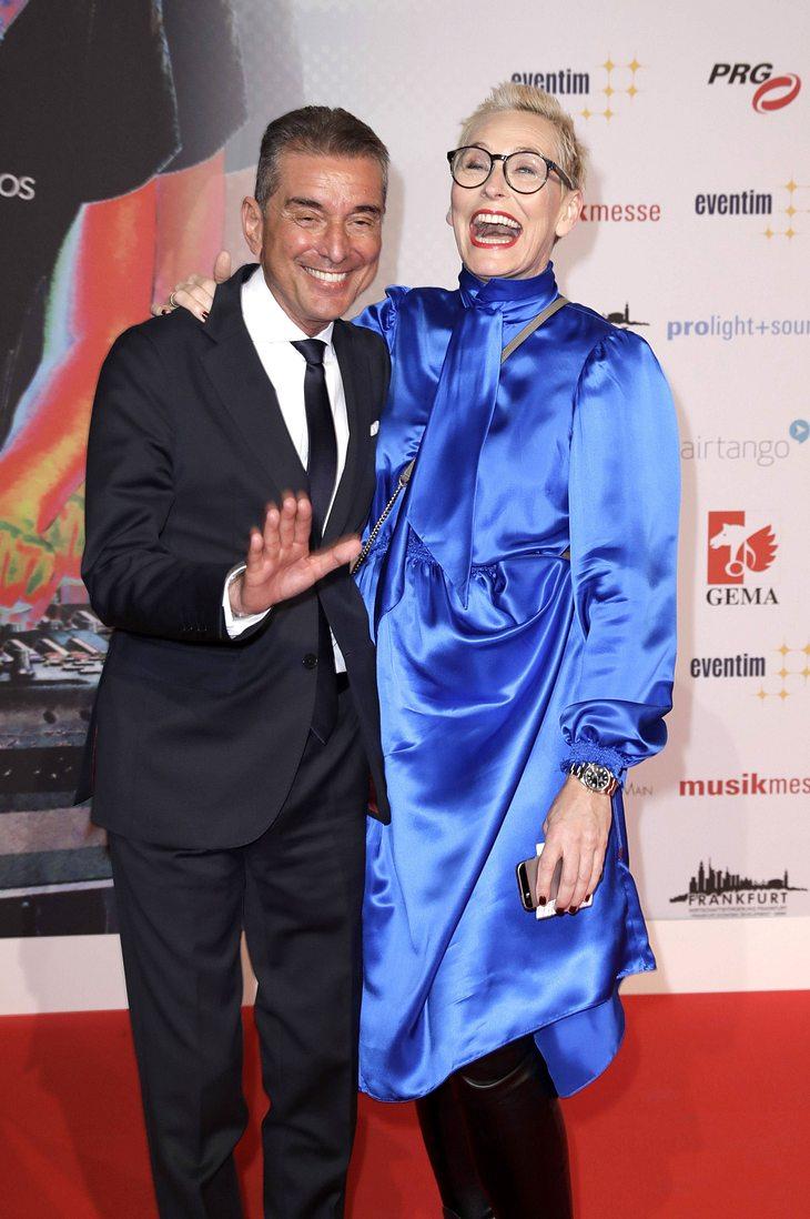 Wundervolle Neuigkeiten von Bärbel Schäfer und Michel Friedman