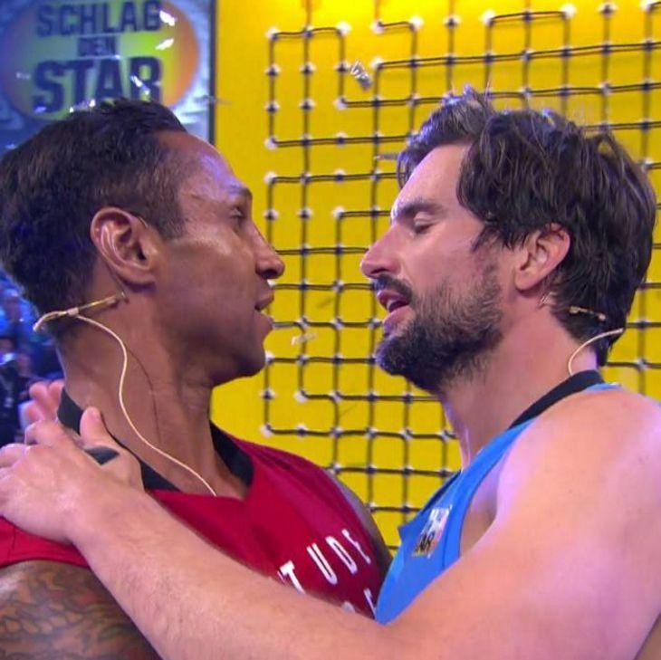 Tom Beck gewinnt gegen Daniel Aminati