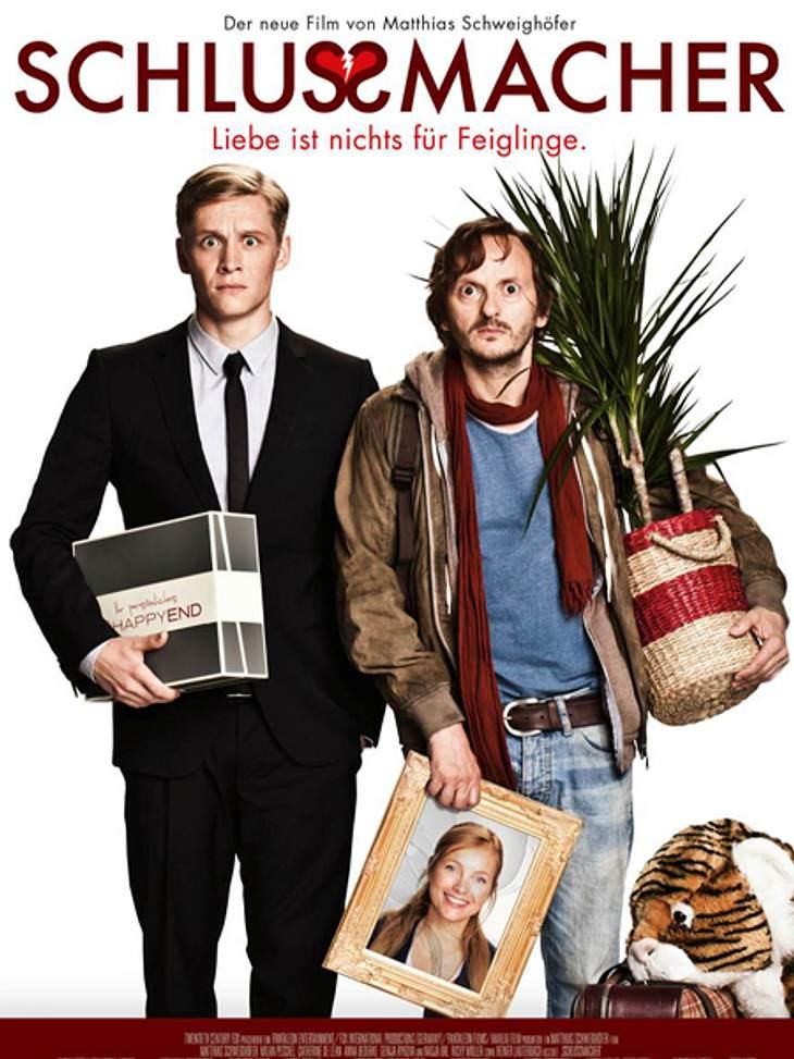 """Ab 10.1. im Kino: """"Der Schlussmacher"""""""