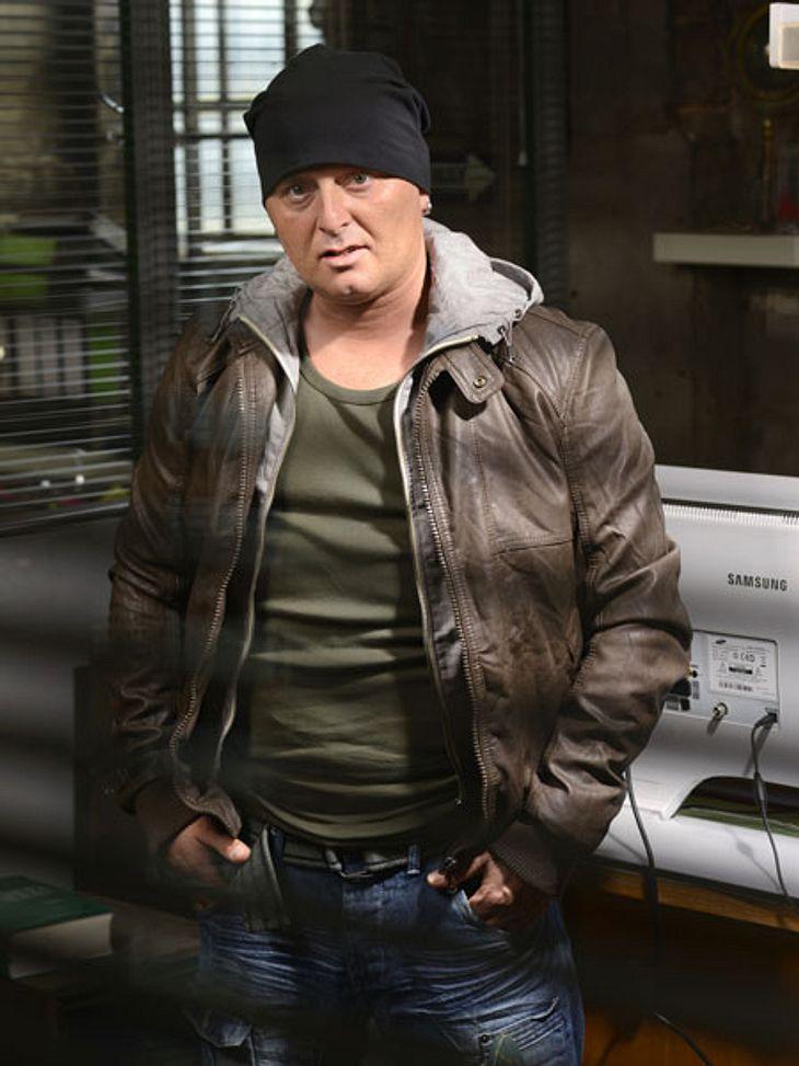 """Antonio Panepinto alias Pino Rossi bei """"Schmiede 21"""""""