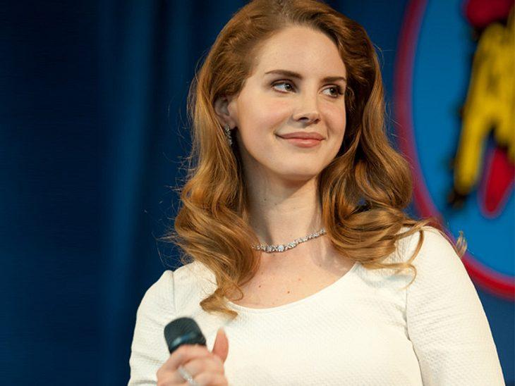 Lana del Rey hat einen Model-Job an Land gezogen