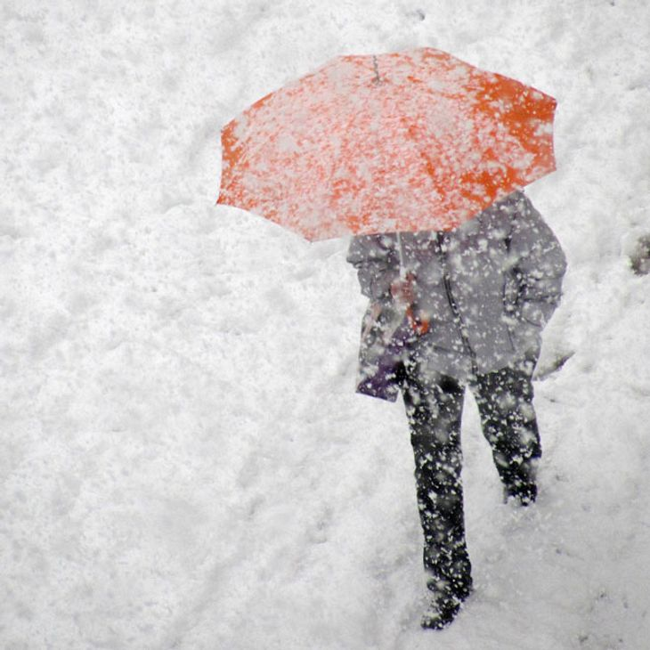 Nach sommerlichen Temperaturen: Jetzt kommt der Schnee-Schock!