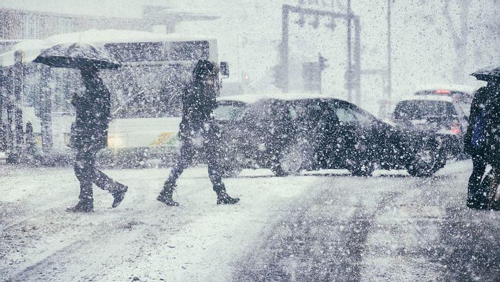 Wetter-Schock: Es droht ein Schnee-Sturm!