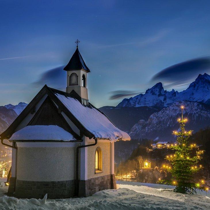 Weiße Weihnachten: Gibt es Schnee an Heiligabend?