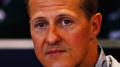 Was ist mit Michael Schumacher?