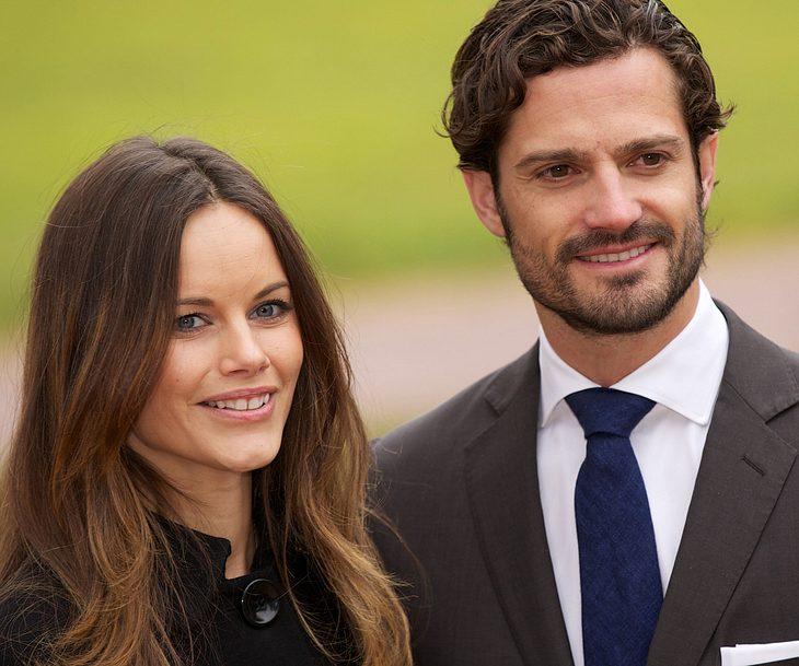 Sofia und Carl Philip von Schweden