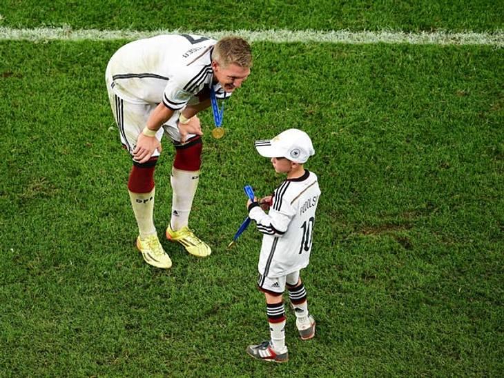 undefined WM 2014: Die Kinder der DFB-Spieler