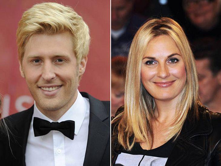 """Britt Hagedorn ist raus. Neuer Moderator von """"Schwer verliebt"""" ist Maxi Arland."""