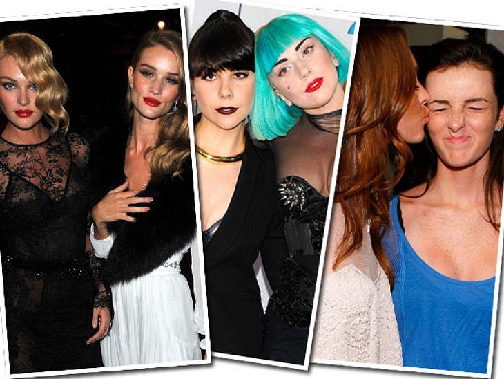 """Promi-Geschwister: Die kleinen Schwestern sind losAchtung, liebe Stars: Little sister is watching you!Die """"Großen"""" kennt die ganze Welt - aber Lady Gaga, Lindsay Lohan & Co. droht jetzt Konkurrenz aus der eigenen Familie. Ihre"""
