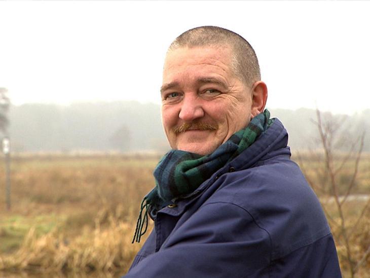 """Schwiegertochter gesucht 2013 - Michael (44)Kandidat Michael ist ein begeisterter Angler und hofft, dass bei """"Schwiegertochter gesucht 2013"""" auch seine Traumfrau anbeißt."""