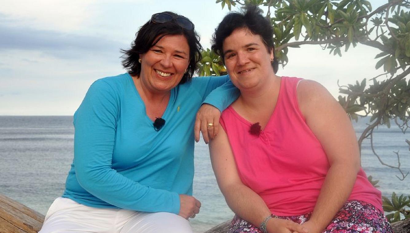 Schwiegertochter gesucht-Beate Fischer und Vera Int-Veen heute