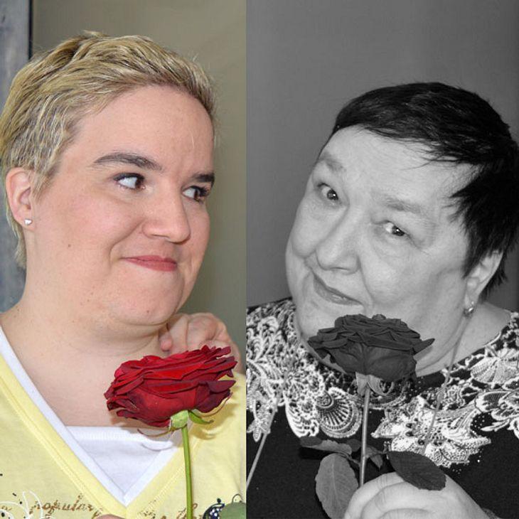 Beate Fischer trauert um Mama Irene