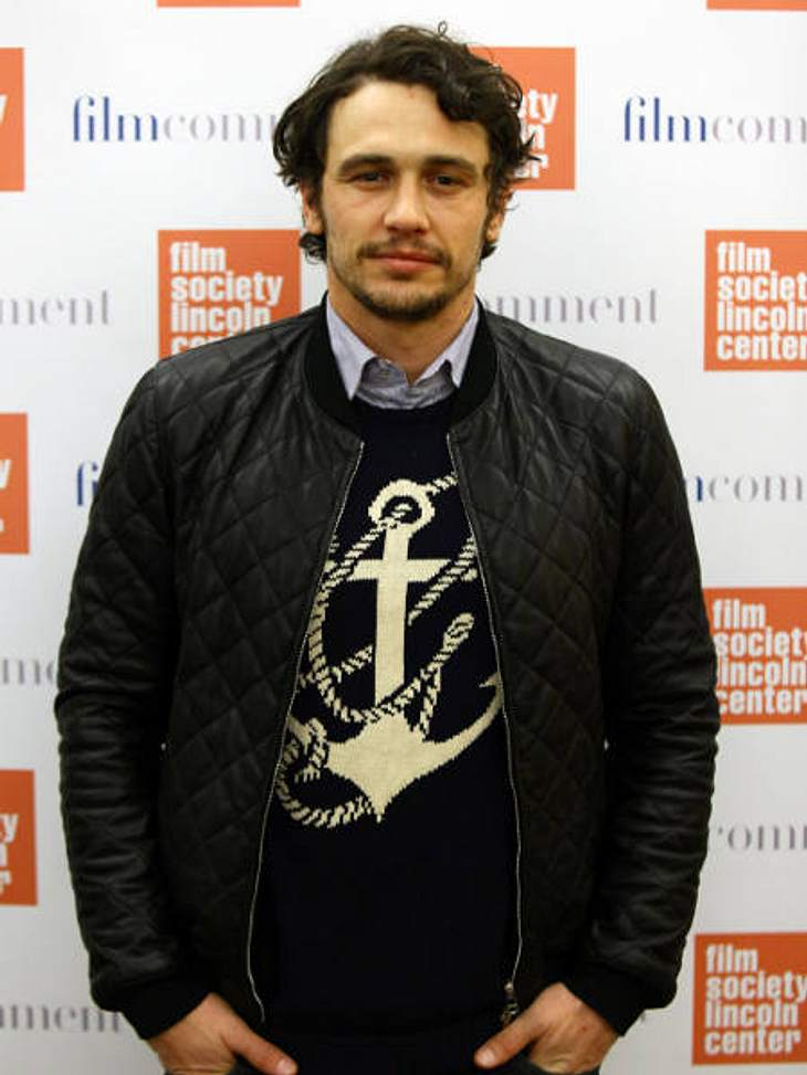James Franco schwul