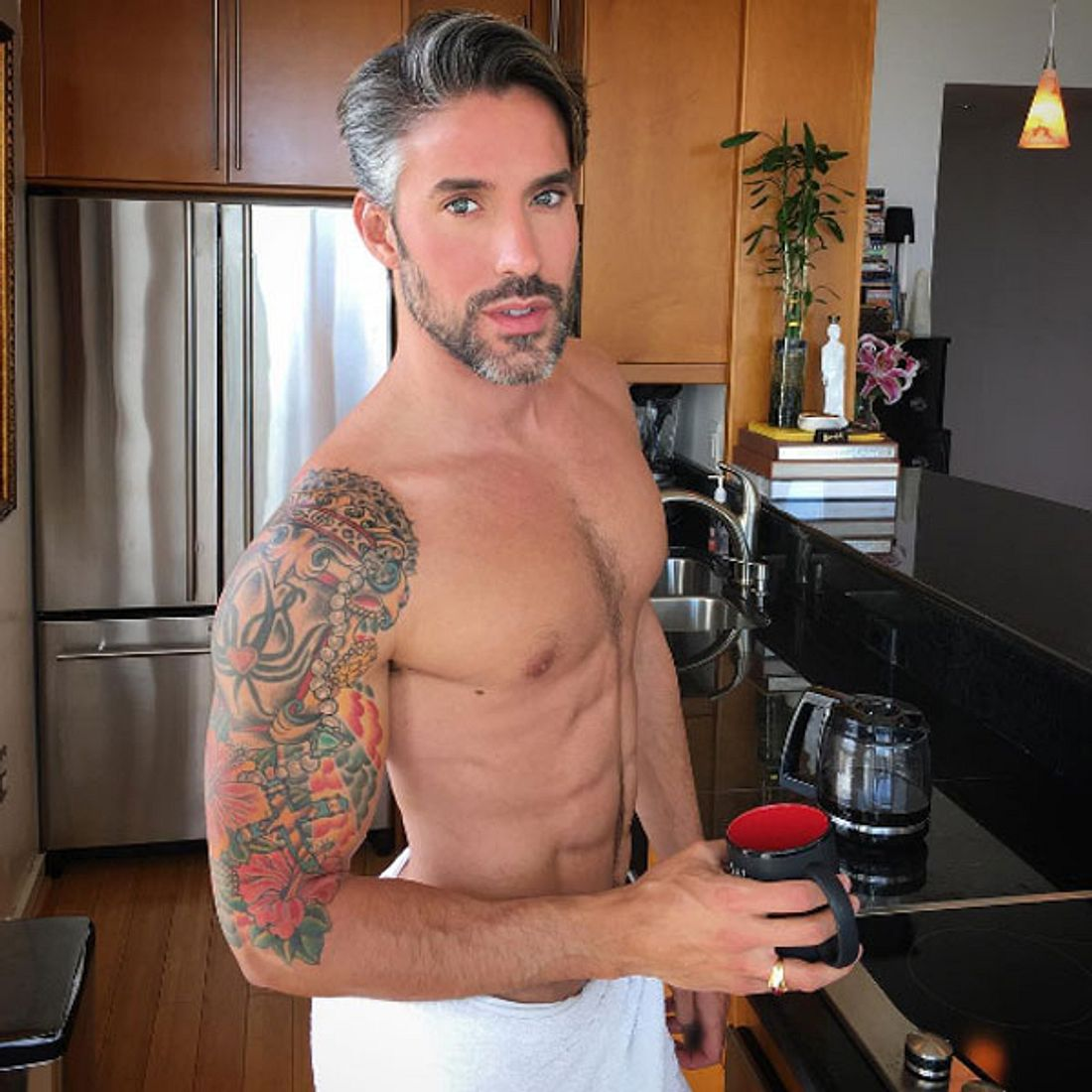 Schwuler Bachelor Robert Sepúlveda