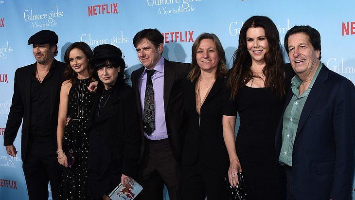 """""""Gilmore Girls""""-Darsteller bei der Premiere von """"Gilmore Girls: A Year In The Life"""""""
