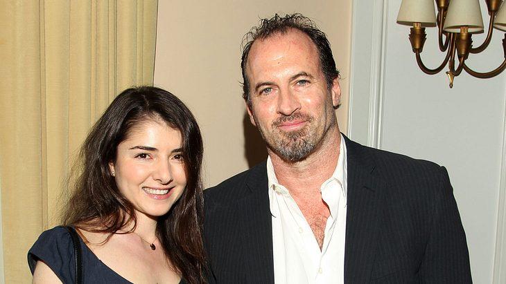 Scott Patterson mit Ehefrau Kristine Sarayan 2011