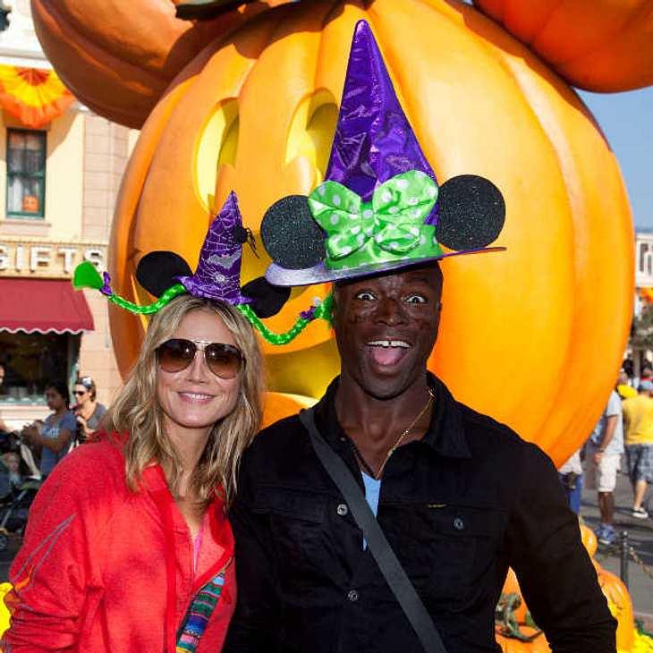 Seal: Hochzeit mit Heidi Klum war für ihn ein reiner Zirkus!