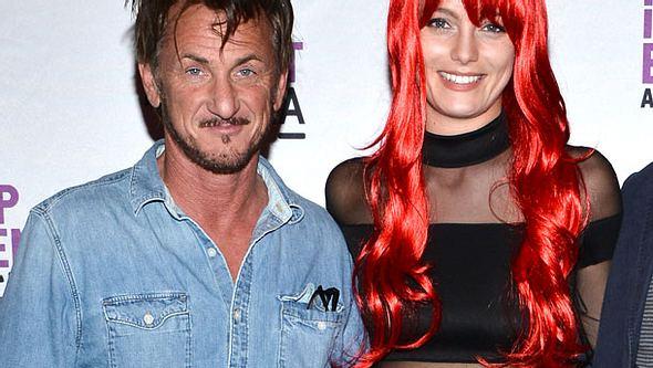 Sean Penn und Leila George sind ein Paar - Foto: Getty Images