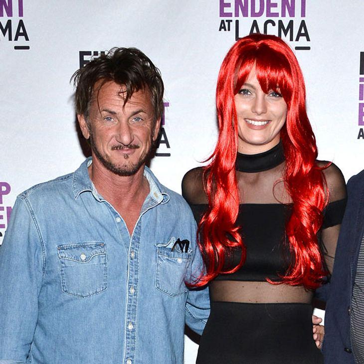 Sean Penn und Leila George sind ein Paar