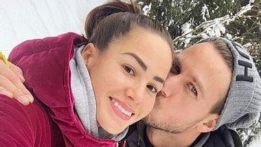 Sebastian Pannek und Angelina Heger - Foto: Instagram/ sebastian.pannek