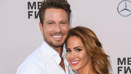 Sebastian Pannek und Angelina Heger - Foto: Getty Images