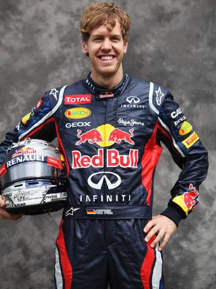 Jahresrückblick 2012 - Die schönsten Momente der StarsSo jung und schon zum dritten Mal Weltmeister. Am 25. November 2012 holt Sebastian Vettel den Formel-1-Sieg wieder mal nach Deutschland.