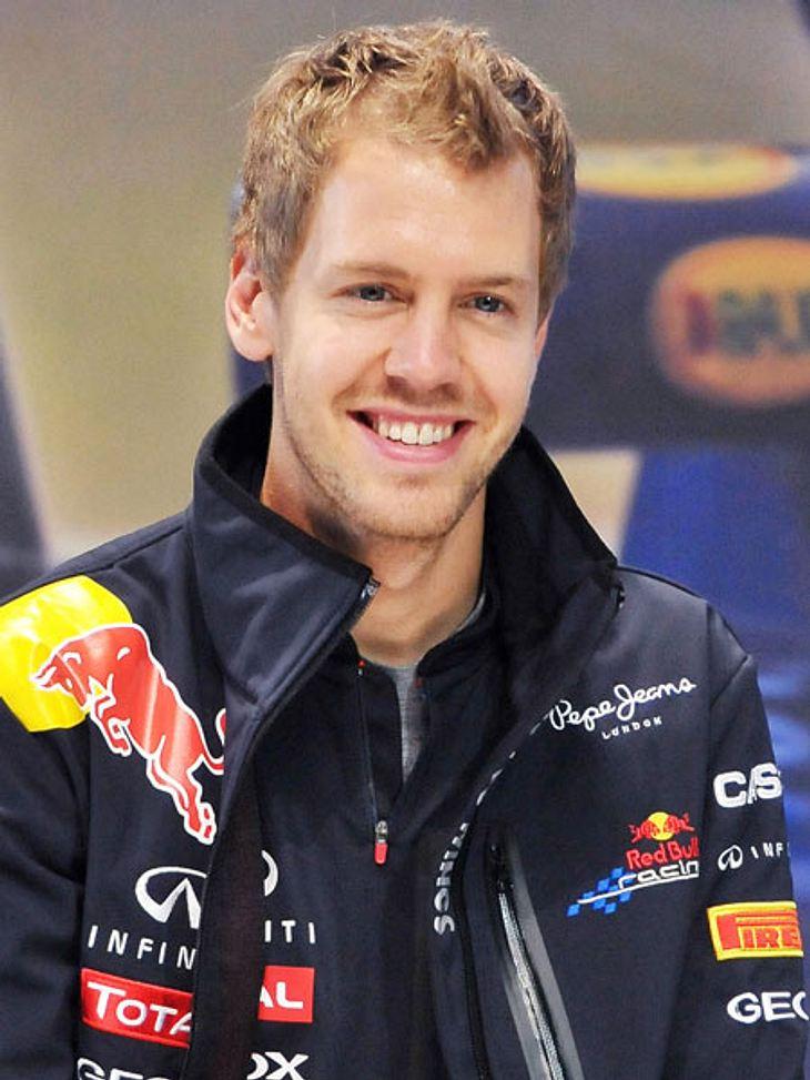 Sebastian Vettel wird Vater