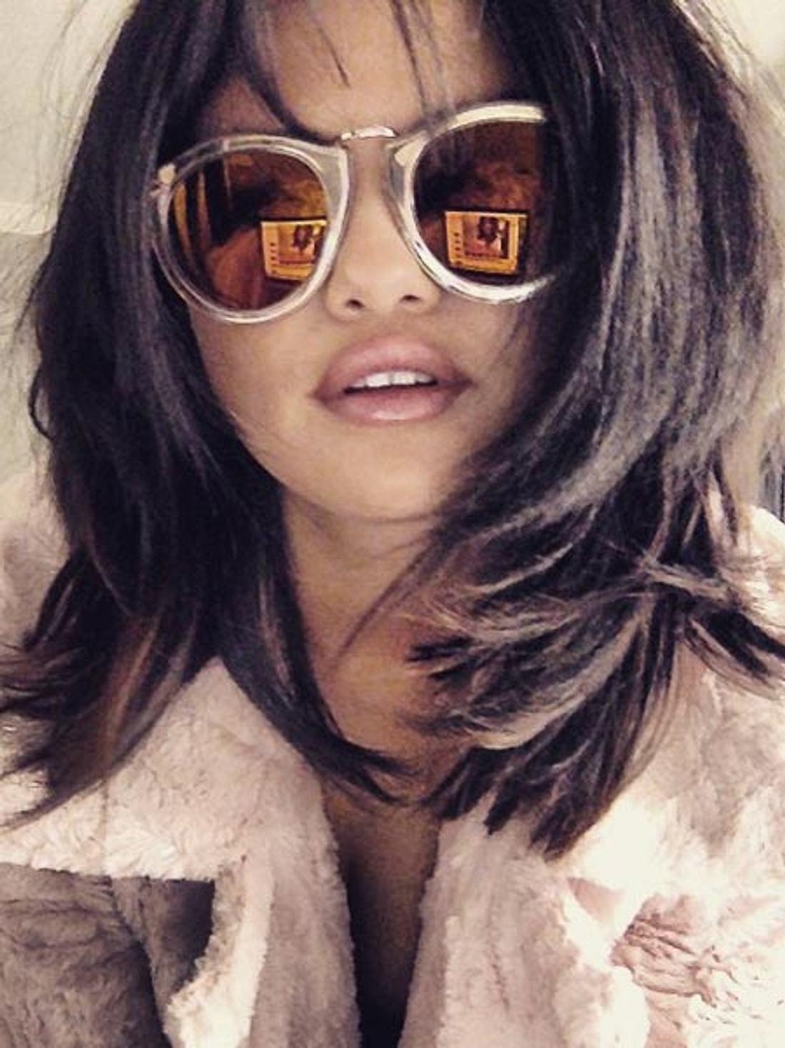 Selena Gomez hat sich die Haare abgeschnitten