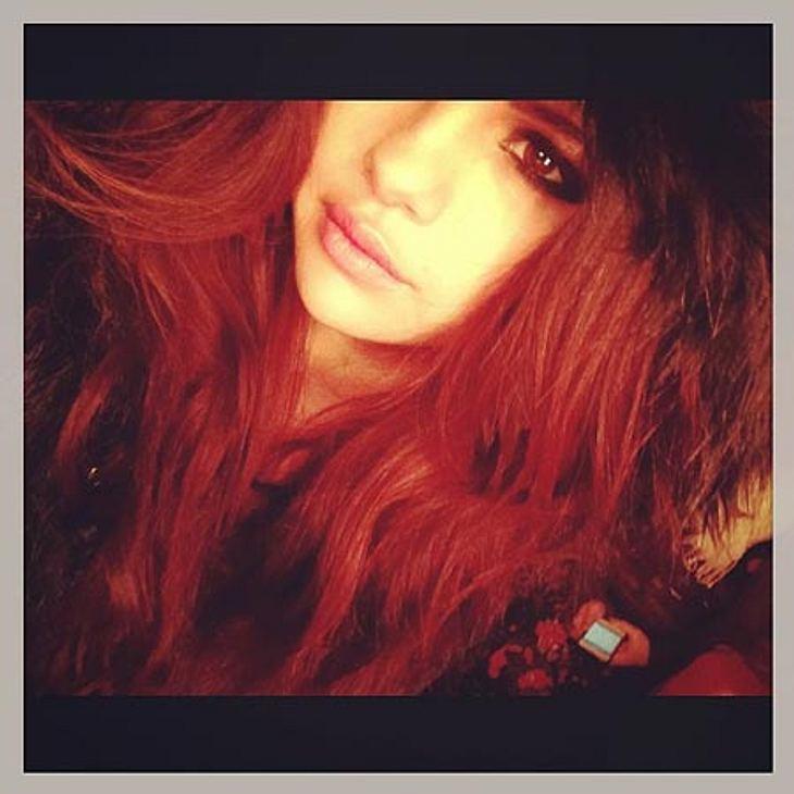 Selena Gomez hat jetzt rote Haare