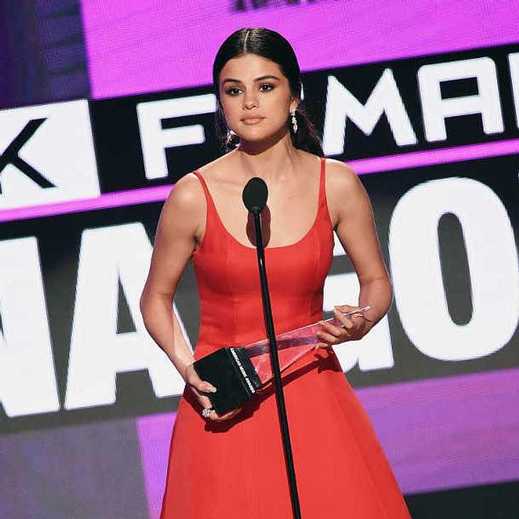 Selena Gomez: Erster Auftritt nach der Rehab!