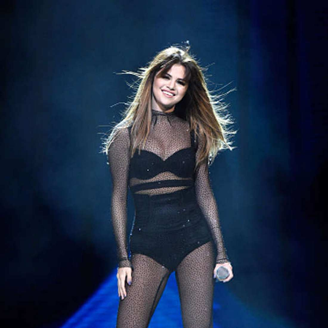 Selena Gomez Tanz krankes Mädchen