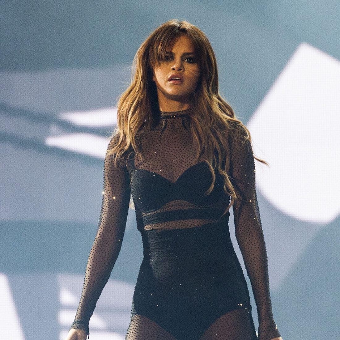 Selena Gomez ist genervt von Taylor Swifts und Kanye Wests Streit