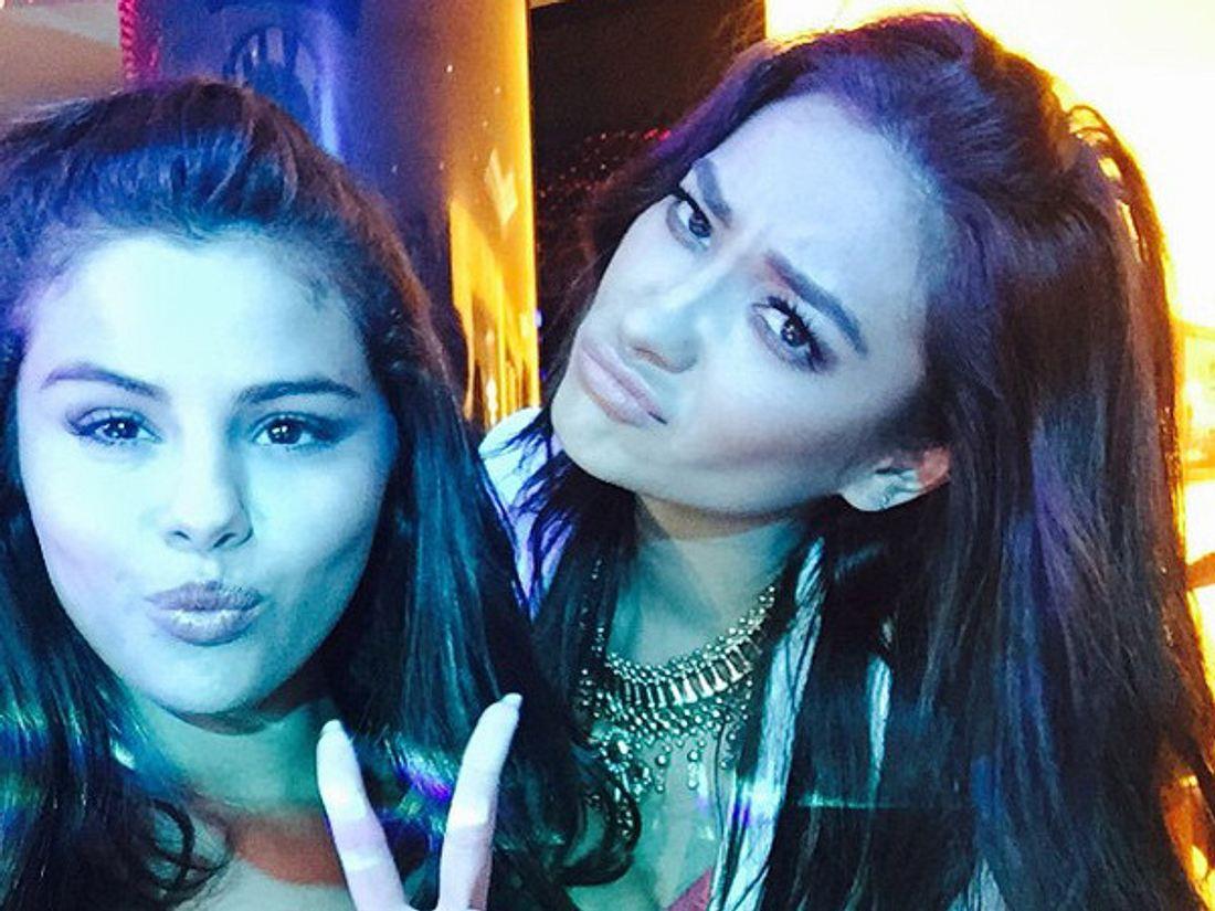 Selena Gomez und Gigi feierten Silvester in Dubai