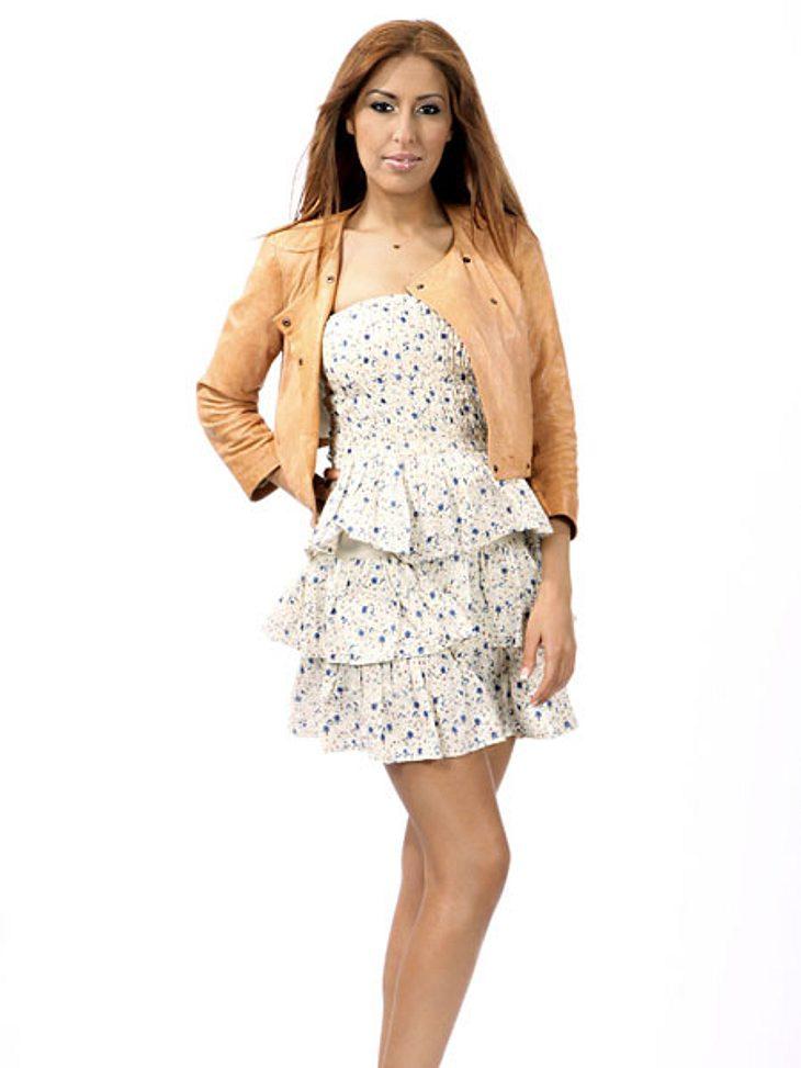 """Die 33-jährige Senna Guemmour schaffte es 2006 bei der Castingshow """"Popstars"""" in die Siegerband """"Monrose"""". Nach ihrer Zeit bei der erfolgreichsten Girlgroup der letzten Jahre, bewies sie sich weiter als Sängerin, Tänzeri"""