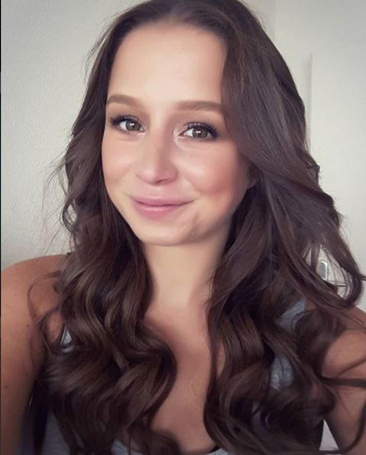Senta-Sofia Delliponti verrät den Namen ihrer Tochter