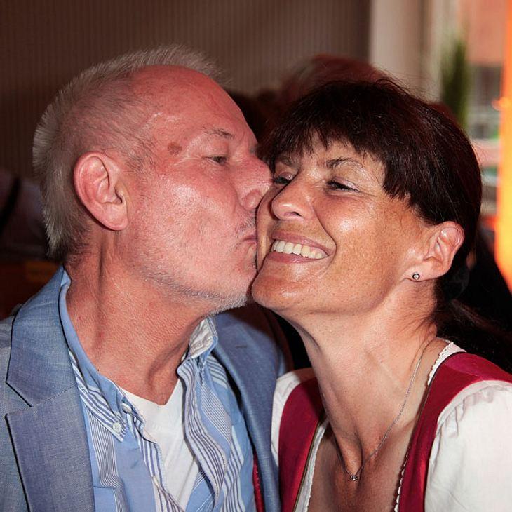 Sepp Schauer hat geheiratet