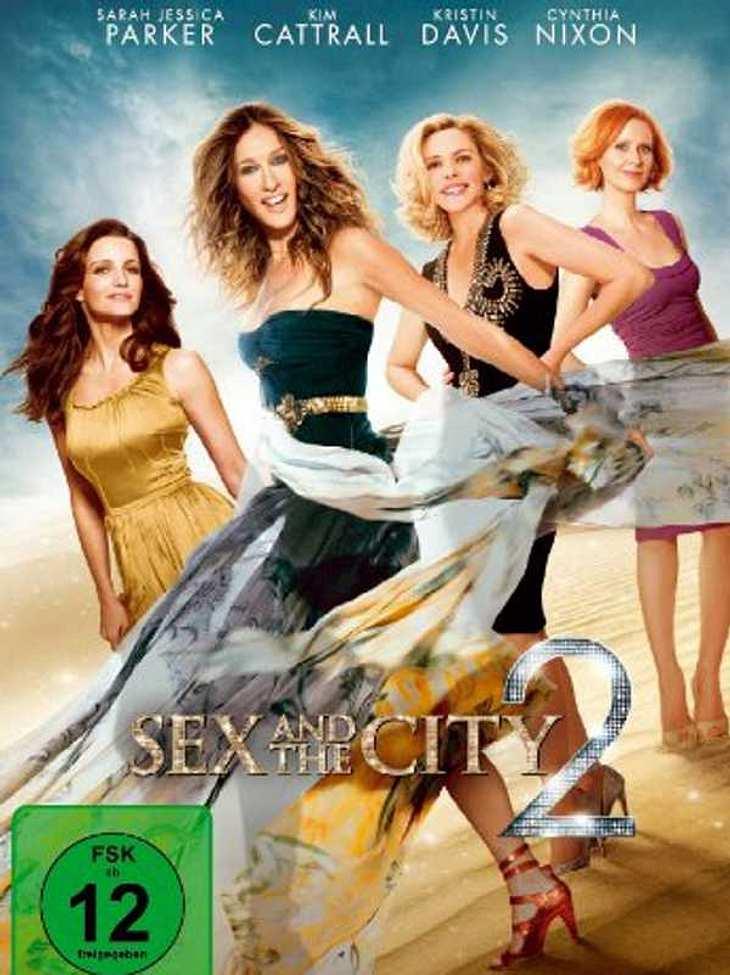 """Sex and the City 2"" als schlechtester Film nominiert."