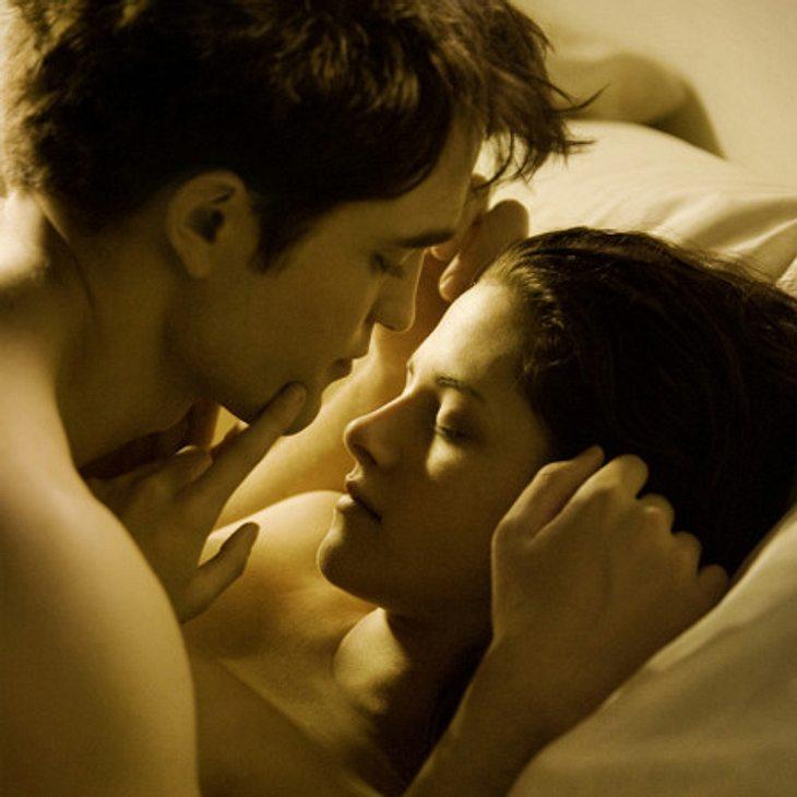 """Kristen Stewart war zu zügellos in der """"Breaking Dawn""""-Sex-Szene"""