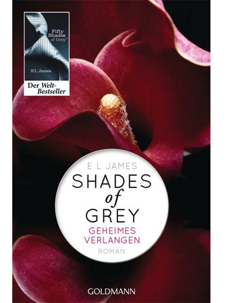"""602 Seiten scharfe Schlüpfrigkeiten - """"Shades of Grey"""" (Goldmann, 12,99 Euro) treibt die Schamesröte ins Gesicht - und macht müde Libidos munter."""