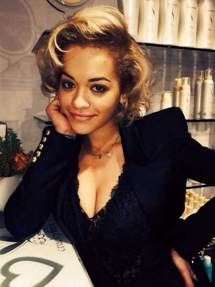 50 Shades of Grey: SO sieht Rita Ora als Mia aus!